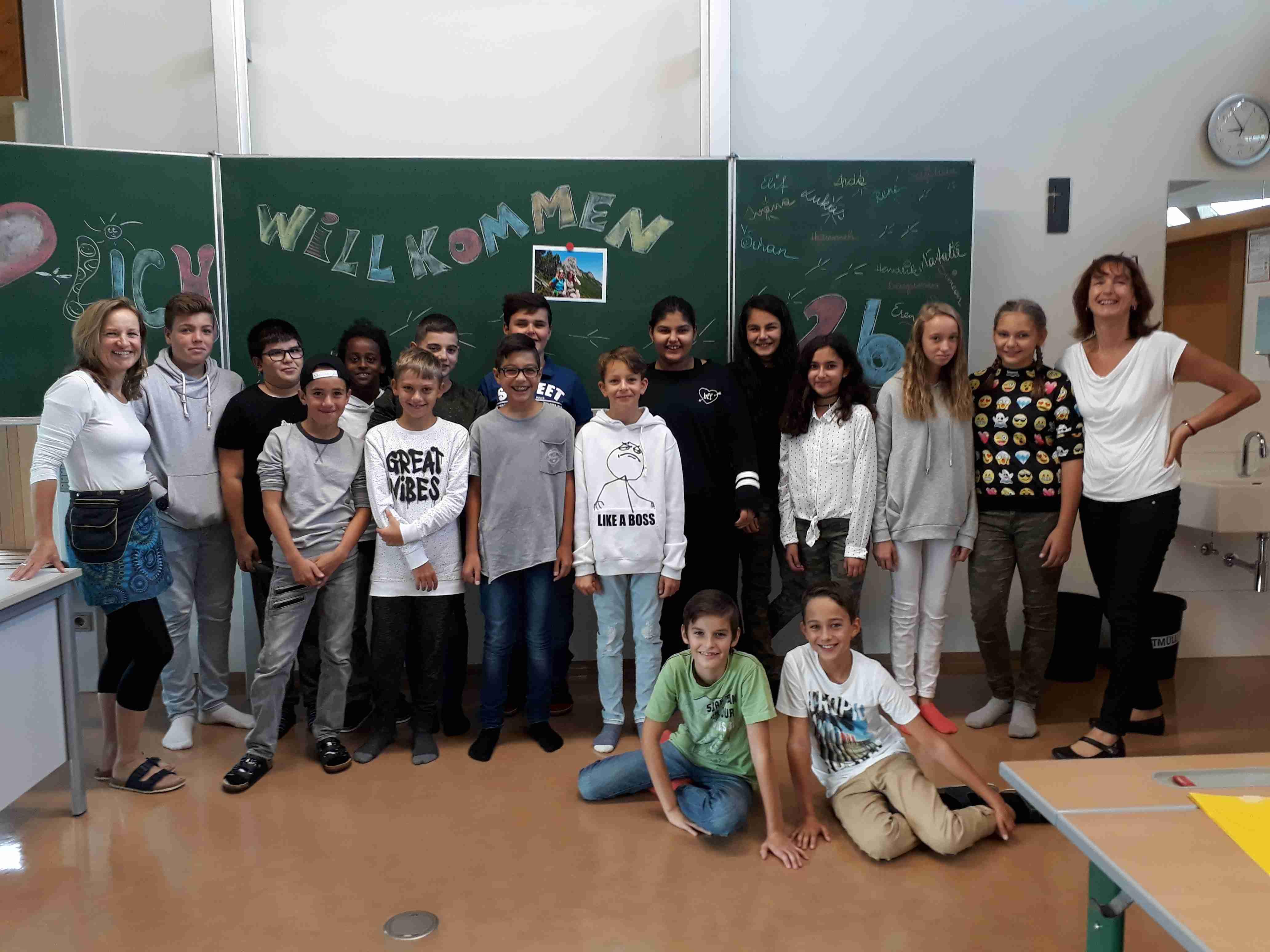 Hauptschule frastanz 2b for Nc sommersemester 2016